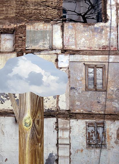 Gloria García, Creciendo en mi piso, Nube Azul