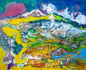 Elena Gastón. Variaciones sobre el valle.