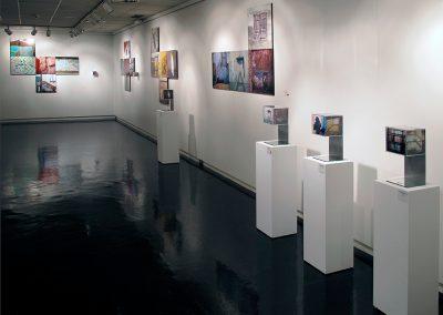 Gloria Garcia. Exposición: Identidades de un hábitat.